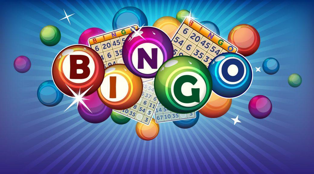 bingo är ett roligt spel